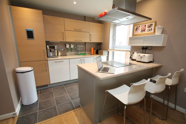 Thumbnail Flat for sale in Harrison Court, Queen Mary Avenue, London