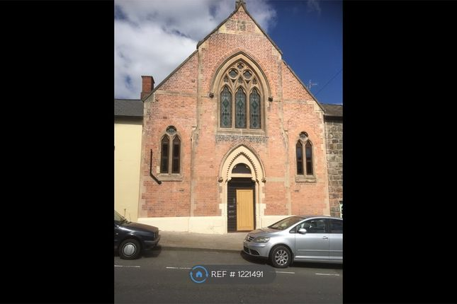 2 bed flat to rent in Mount Street, Welshpool SY21