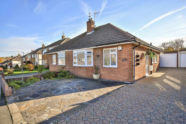 Thumbnail Semi-detached bungalow for sale in The Fairway, Cyncoed, Cardiff