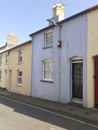 Terraced house for sale in Grays Inn Road, Aberystwyth