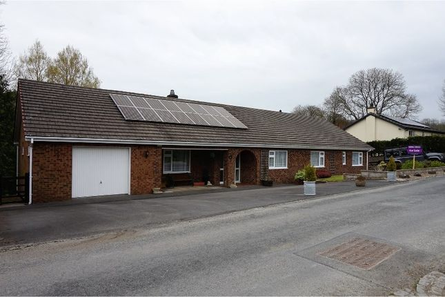 Thumbnail Detached bungalow for sale in Llangoedmor, Cardigan