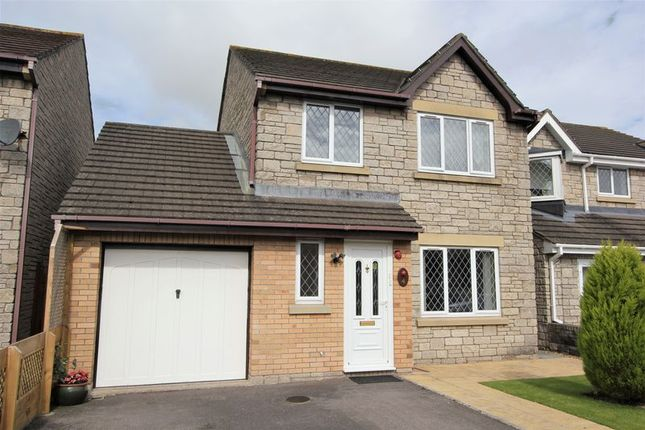 Thumbnail Detached house for sale in Clos Y Wiwer, Llantwit Major