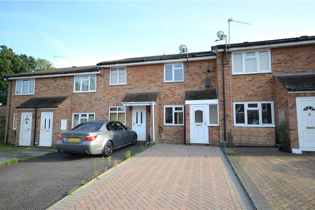 Thumbnail Terraced house for sale in Magnolia Close, Heath Park, Sandhurst