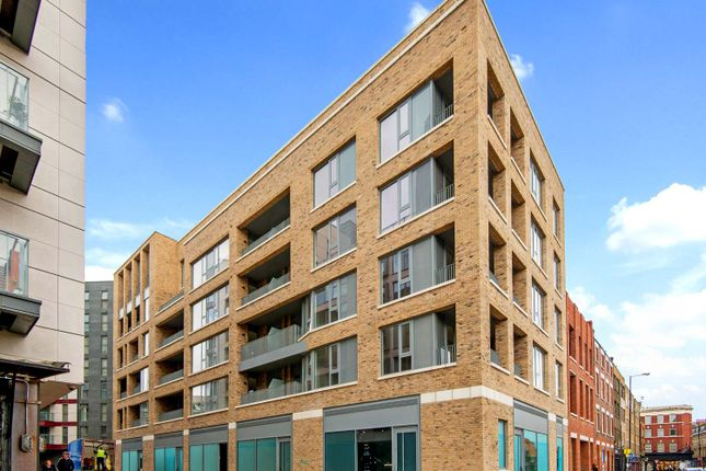 Thumbnail Flat for sale in The Fusion, Shoreditch, London