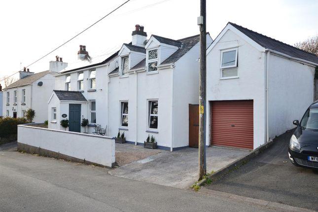 Thumbnail Detached house for sale in Cosheston, Pembroke Dock