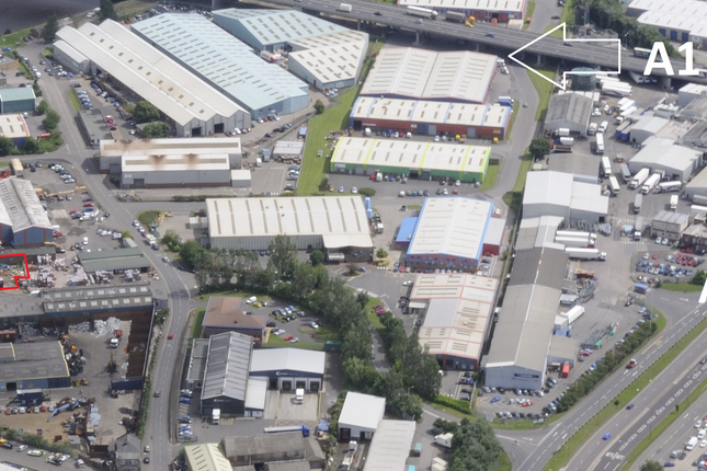 Thumbnail Light industrial to let in Factory Road, Blaydon On Tyne
