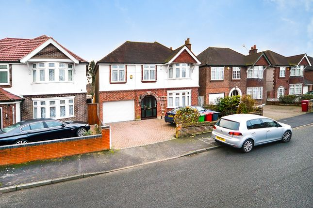 Thumbnail Detached house for sale in Kendrick Road, Slough