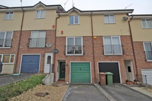 Thumbnail Terraced house for sale in Bramble Close, Higher Compton, Plymouth