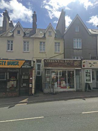 Thumbnail Flat for sale in 32A Tor Hill Road, Torquay, Devon