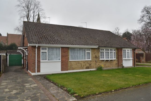 Thumbnail Semi-detached bungalow to rent in The Glebe, Watford
