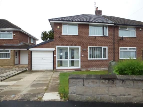 Thumbnail Semi-detached house for sale in Tonbridge Drive, Aintree Village, Aintree, Liverpool