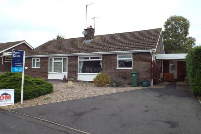2 bed bungalow to rent in Evendene Road, Evesham WR11