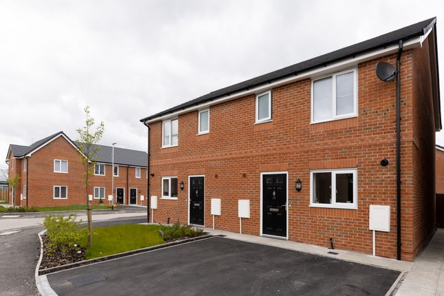 Thumbnail Semi-detached house to rent in Rigsfold, St Helens