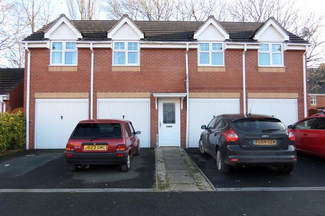Thumbnail Flat to rent in Richardson Way, Rugeley