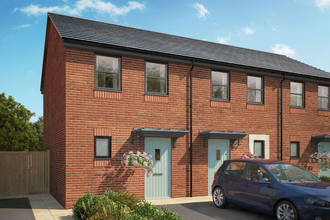 "Thumbnail End terrace house for sale in ""The Aire"" at Mary Street, Heywood"