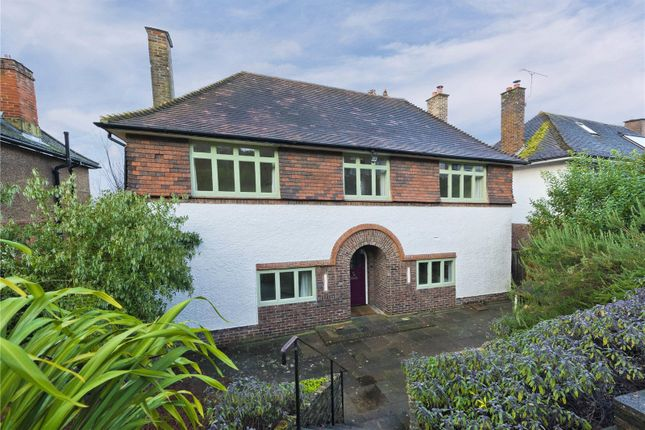 Thumbnail Detached house to rent in Mountside, Guildford, Surrey