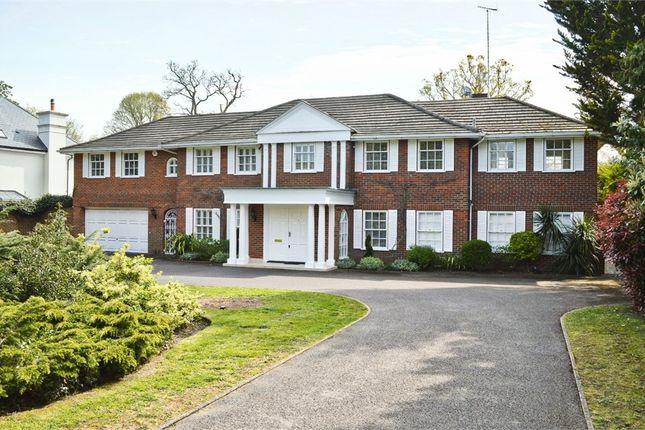 Thumbnail Detached house for sale in Cranley Road, Burwood Park, Walton-On-Thames, Surrey