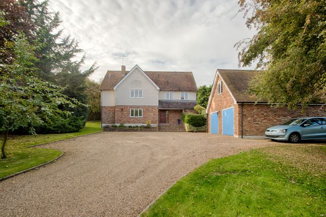 4 bed detached house for sale in Wareside, Ware