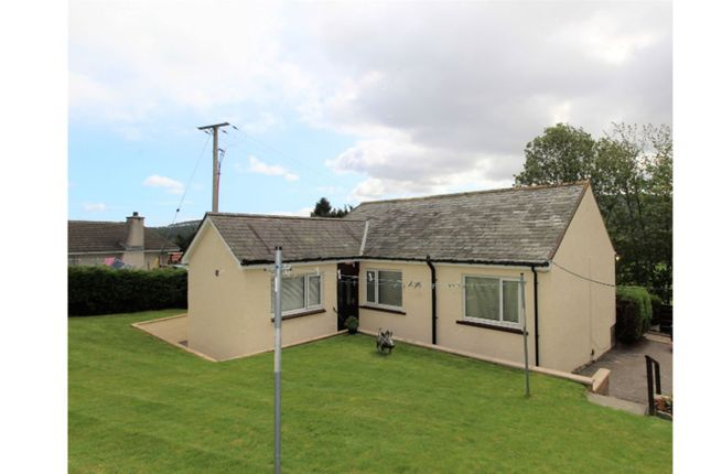 Thumbnail Detached bungalow for sale in Strachan, Banchory