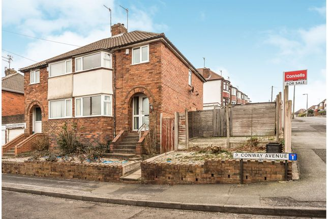 Thumbnail Semi-detached house for sale in Conway Avenue, Oldbury