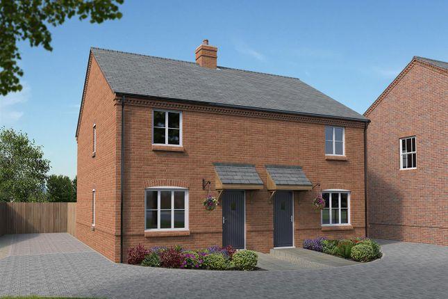 Thumbnail Property for sale in Norton Hill Gardens, Austrey, Warwickshire