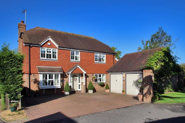 Thumbnail Detached house for sale in Rolvenden Road, Tenterden, Kent