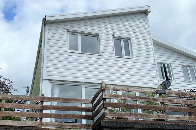 Thumbnail Semi-detached house for sale in Penrallt Estate, Machynlleth