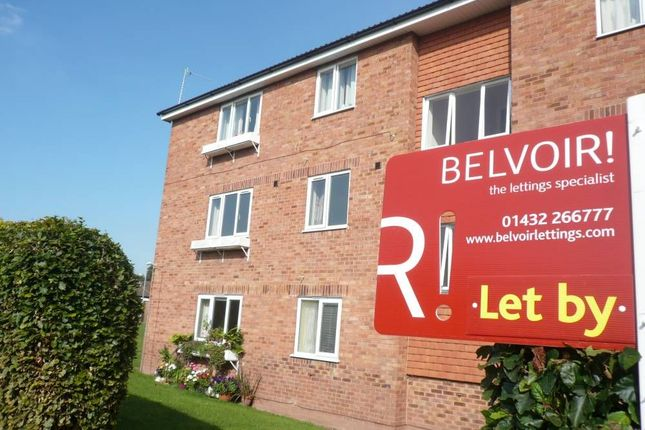 Thumbnail Flat to rent in Nicholson Court, Bobblestock, Hereford