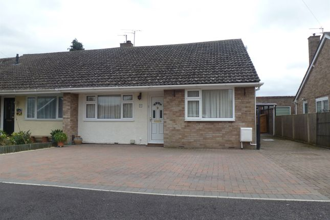 Thumbnail Semi-detached bungalow for sale in Mere Dyke Road, Steventon, Abingdon