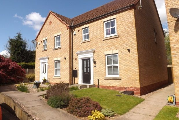 Thumbnail Property to rent in Hollyberry Croft, Sutton In Ashfield