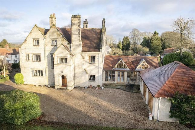 Thumbnail Detached house for sale in The Old Vicarage, Church Street, Amotherby, Malton