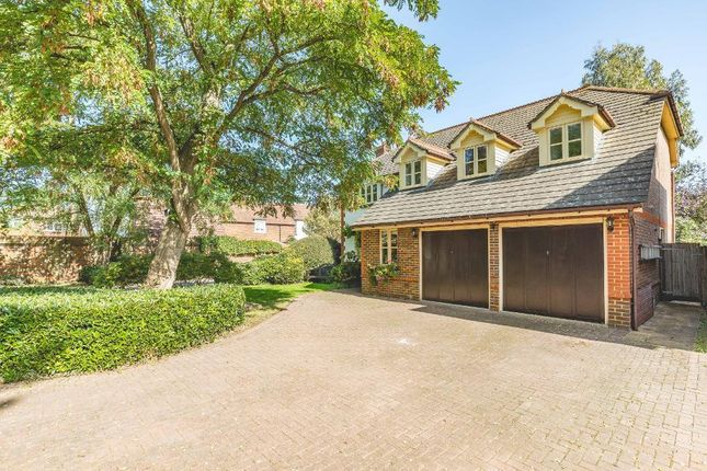 Thumbnail Detached house for sale in Hartley Copse, Old Windsor