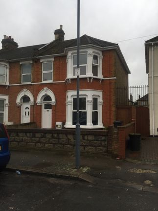 Thumbnail Terraced house to rent in Hazeldene Road, Ilford