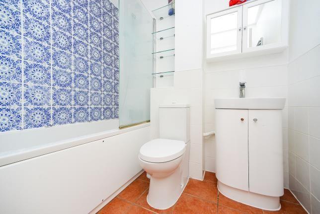 Bathroom of York Villas, Brighton, East Sussex BN1