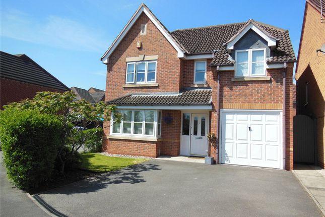 Thumbnail Property for sale in Kirkley Drive, Heanor, Derbyshire DE757Ur