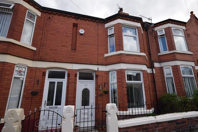 Thumbnail Terraced house for sale in Browning Avenue, Rock Ferry, Birkenhead