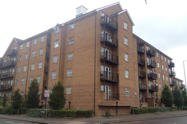 Thumbnail Flat to rent in The Academy, Holly Street, Luton, Beds