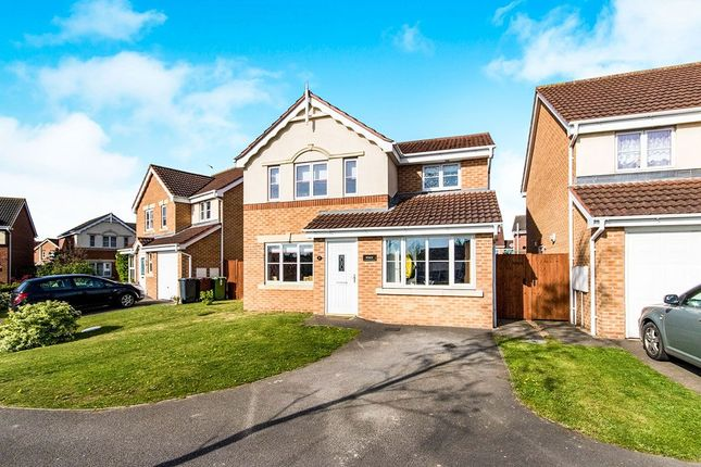 Thumbnail Detached house for sale in Anglesey Close, Lincoln