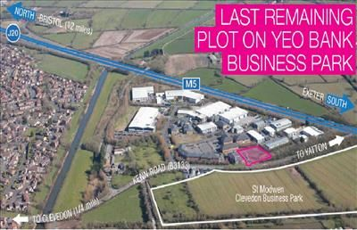 Thumbnail Commercial property to let in Yeo Bank Business Park, Kenn Road, Kenn, Clevedon