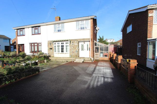 Thumbnail Semi-detached house for sale in Sunnymede Close, Benfleet