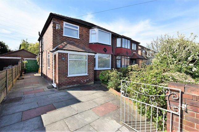 Front (Main) of Farlands Drive, East Didsbury, Didsbury, Manchester M20
