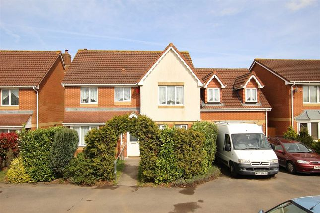 Thumbnail Detached house for sale in Pomphrey Hill, Emerson Green, Bristol