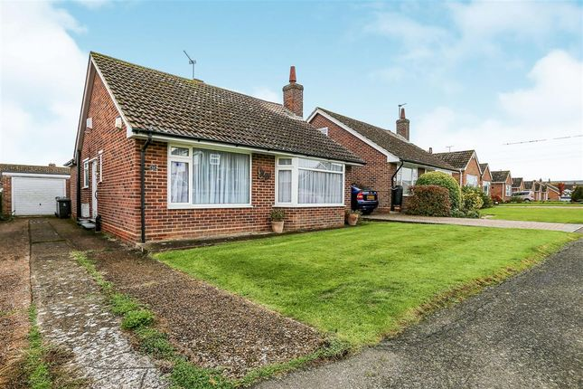 Thumbnail Detached bungalow for sale in Greenleaf Gardens, Polegate
