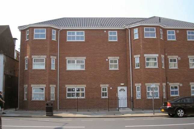 Thumbnail Flat to rent in St. Michaels Court, Northgate Street, Great Yarmouth