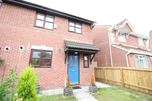 Thumbnail End terrace house to rent in Cae Nant Goch, Caerphilly