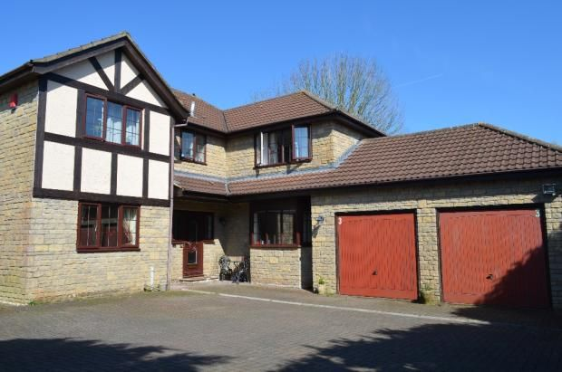 Thumbnail Detached house for sale in Newlands, Broadway, Chilcompton, Radstock, Avon