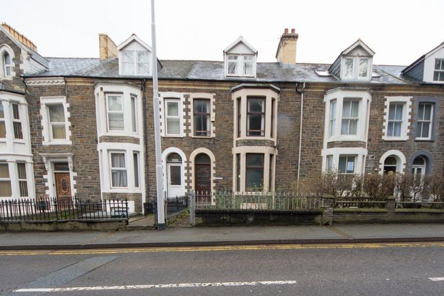 Thumbnail Shared accommodation to rent in Llanbadarn Road, Aberystwyth