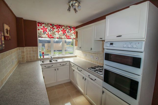 Thumbnail Flat to rent in Hartburn Walk, Kenton, Newcastle Upon Tyne