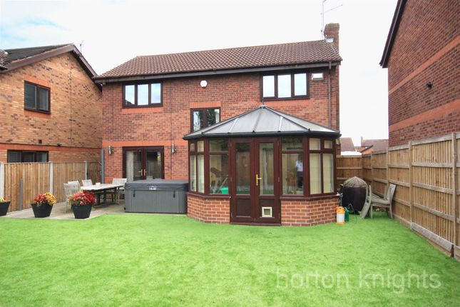 Rear Elevation of Fairford Close, Cantley, Doncaster DN4