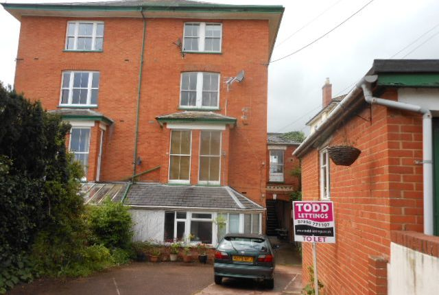 Thumbnail Flat to rent in Searle Street, Crediton